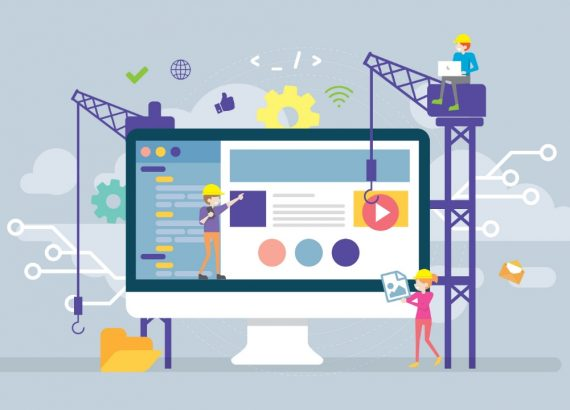 تصميم مواقع الانترنت