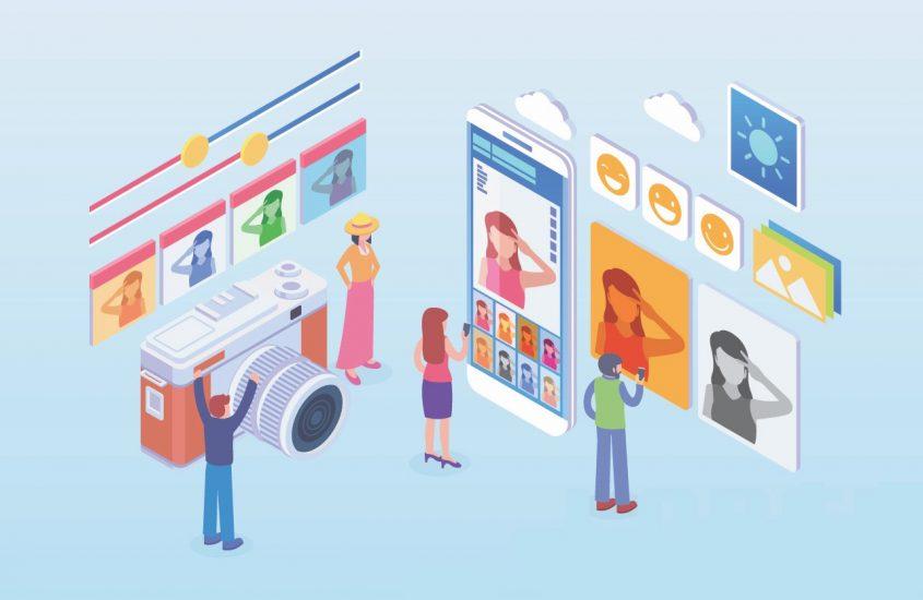 افضل تطبيقات تصميم الصور من الجوال 2020 - أضف لمسة فنية ...